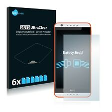 6x Film Protection écran pour HTC Desire 820s Protecteur