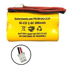 LumaPro 6CGL5 Exit Sign Battery Pack Replacement for Emergency / Exit Light