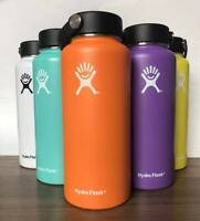 Hydro Flask Water Bottle Stainless Steel & Vacuum Insulated with Flex Cap_32OZ