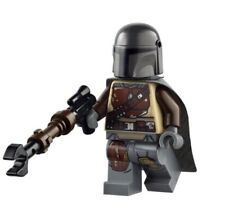 LEGO Star Wars 75292 THE MANDALORIAN Minifigure from The Razor Crest • In Hand