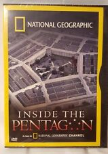 National Geographic - Inside the Pentagon (DVD, 2002) New Sealed