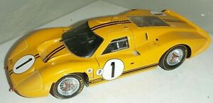 Exoto Ford MKIV Racing Legends dated 2001  A2040   Scale 1:18