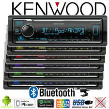 Kenwood KMM-BT305 Bluetooth MP3 USB iPhone Android Spotify Autoradio KFZ PKW 12V
