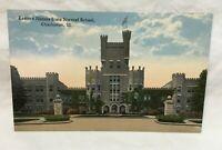 *Early Eastern Illinois State Normal School CHARLESTON ILLINOIS Postcard