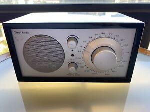 Tivoli Audio Model One Henry Kloss Retro AM/FM Table Radio Black Piano Finish