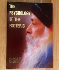 THE PSYCHOLOGY OF THE ESOTERIC by Osho (HC/DJ)  1994