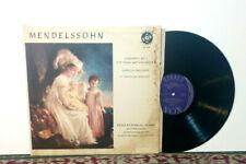Mendelssohn-Bartholdy: Piano Concerto No 1, LP 1961, Rena Kyriakou - Classical