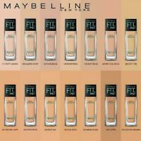 Maybelline Fit Me Liquid Foundation - 30 ml