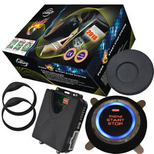 rubber wrist transponder car invisible alarm system ignition start stop button