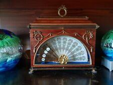 Rare-horloge-pendule-cartel-mystérieuse-Fabergé (500 ex fabriqués)