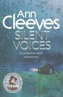 Silent Voices by Ann Cleeves (Paperback) New Book