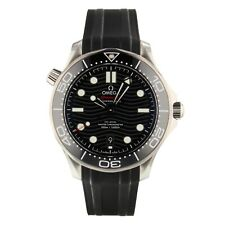 Omega Seamaster Diver 300M Black 42 mm Steel Automatic Watch 210.32.42.20.01.001