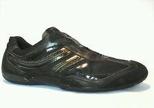 Hugo Boss Womens Shoes Sneakers Brown Bronze Sz US 10.5 EU 41