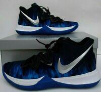 Nike Kyrie 5 Duke TV PE SZ 18 Game Royal Multi Color CI0306-901 Black Blue D1 x