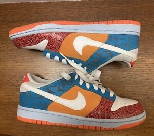 NIKE DUNK LOW Women US 8 UK 5.5 EUR 39 collectable SNEAKERS TRAINER