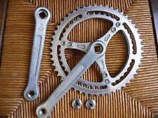 Pedalier Campagnolo GS. Vélo vintage