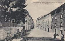 C3167) CASTIGLIONE DEI PEPOLI (BOLOGNA) VIA S. LORENZO.