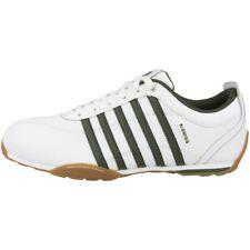 K-Swiss Arvee 1.5 Tech Sneaker Men Herren Freizeit Schuhe white green 02453-095