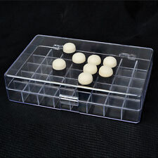 New Sponge Dauber Craft Storage Case Holds 40 Stamping/ Chalk Fingertip Daubers