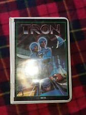 Tron Betamax Walt Disney home Video Jeff Bridges