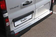 PROTECTION THRESHOLD FOR BUMPER POWER STAINLESS STEEL,RENAULT TRAFIC 14-