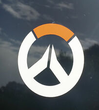OVERWATCH MINI's Sticker Decal 2X 50mmW GAMING PS4 X1 Laptop console Phone  iPad