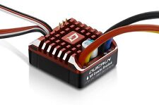Hobbywing QuicRun WP Crawler Whaterproof Brushed ESC Build-in BEC  F19396