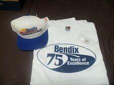 Bendix Motorsports Baseball Cap Hat, shirt, pin American Needle