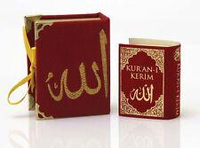 HOLY QURAN- Car-Wall-Door-Hanging-Arabic-Mini-Quran-Muslim-Islamic-ALLAH-Decor-