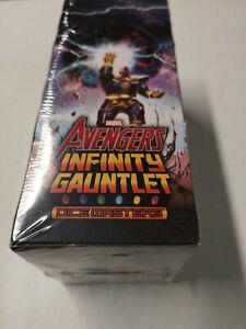 Dice Masters Avengers Infinity Gauntlet Draft Display