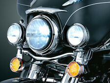 """Truck Lite 7"""" Round LED Phase 7 Motorcycle Headlight and Dual Passing Lamp Kit!*"""