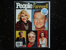 People Magazine Collector's Edition - Farewell 2014