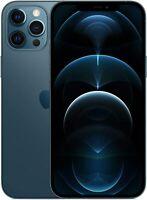 Apple iPhone 12 Pro Max Pacific Blue, Nano SIM+eSIM, 128GB 6GB, Official Warrant