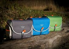 Cosyspeed Camslinger Outdoor Kameratasche mit Hüftgürtel Grau