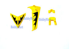 SYMA S107G TAIL DECORATION SET YELLOW COLOR SPARE PARTS S107-03 x 1 Set