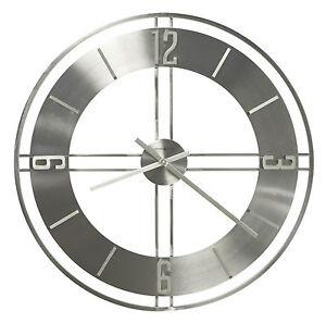 "625-520 - 30"" DIAMETER LARGE GALLERY HOWARD MILLER WALL CLOCK  625520"