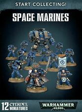Start Collecting Space Marines Warhammer Fast
