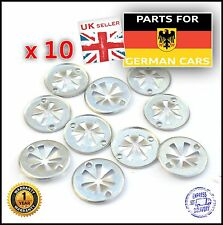 VW Polo Golf Passat Bora Lupo T4 T5 Eos Heatshield Clamping Metal Spring Washer