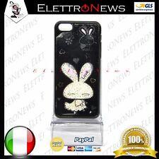 Custodia cover tpu rigida coniglietto per Iphone 5 - 5s