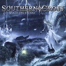 SOUTHERN CROSS - Las Voces del Exodo / New CD 2016 / Power Metal / Opera Magna