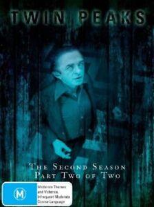 Twin Peaks : Season 2 : Part 2 (DVD, 2007, 3-Disc Set) New & Sealed See note