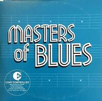 Compilation CD Masters Of Blues - Promo - France (EX/M)