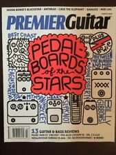 Premier Guitar Pedal Boards Of Stars Guitar Bass Review Mar 2016 FREE SHIPPING