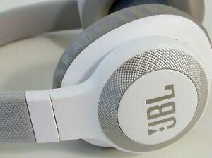 JBL-E65-Bluetooth-Over-Ear-Kopfhoerer weiß Active Noise Cancelling