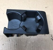 Audi A4 S4 OEM Cup Holder Center Console Cupholder Black 8E0862533A