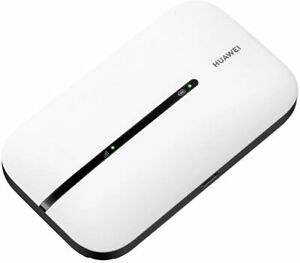 Mobile WiFi WLAN Hotspot Router Huawei E5576-320 150Mbps LTE 4G 1500mAh weiß