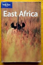 East Africa by Lonely Planet FREE AUS POST used paperback 2006