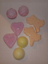 Victoria'S Secret Pink Bath Bomb Assorted Variety Lot 0f 8 (4 Different Pcs )