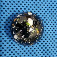 MINT VINTAGE BEAUTIFUL SPECKLED CONFETTIE STARDUST SHOOTER MARBLE 1970S 19780S