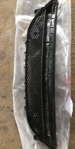 2016 2017 19 MERCEDES BENZ E CLASS W213 AMG LOWER  GRILL GRILLE OEM A2138856900
